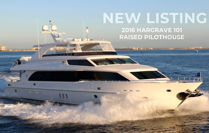 2016 Hargrave 101 Cutting Edge For Sale