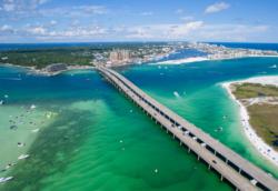 Destin, FL Aerial view