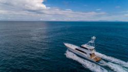 2001 80 Donzi Yacht