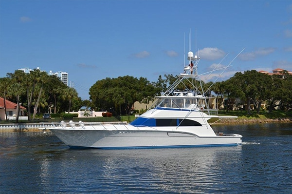 Donzi Sportfish Yacht for Sale