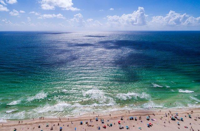 florida coast line