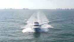Another day in paradise 92 Viking yacht EB