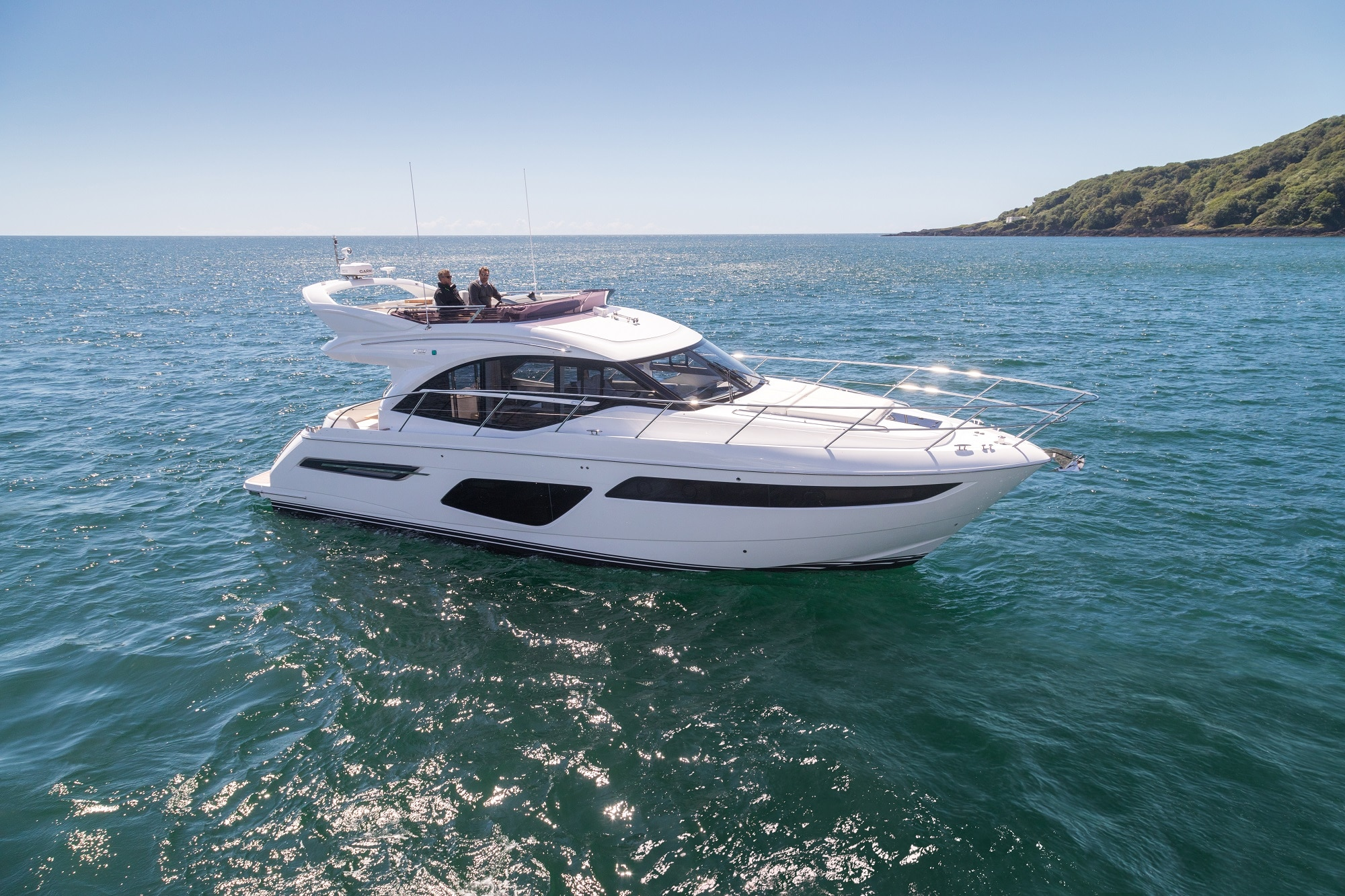 New Princess 50 Flybridge Yacht