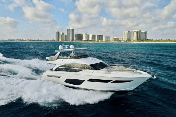 Featured Flybridge Yachts for Sale