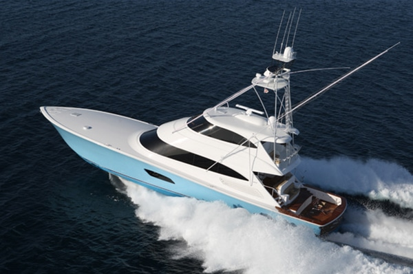 Galati Featured Sportfish Yacht for Sale
