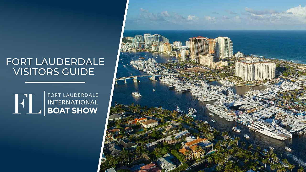Fort Lauderdale Visitors Guide FLIBS event