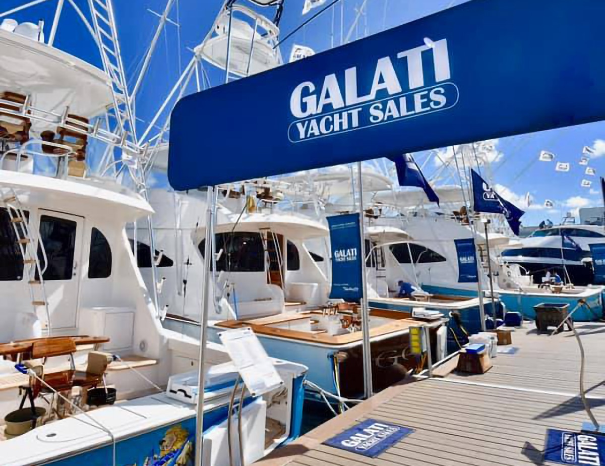 2020 Fort Lauderdale International Boat Show