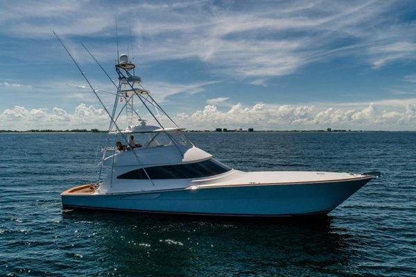 New VIKING 72 CONVERTIBLE Yacht