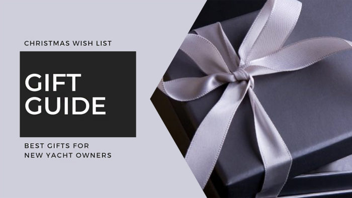 Best Gifts for new yacht owners