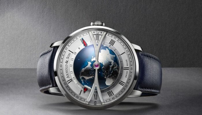 globetrotter watch for yacht lovers