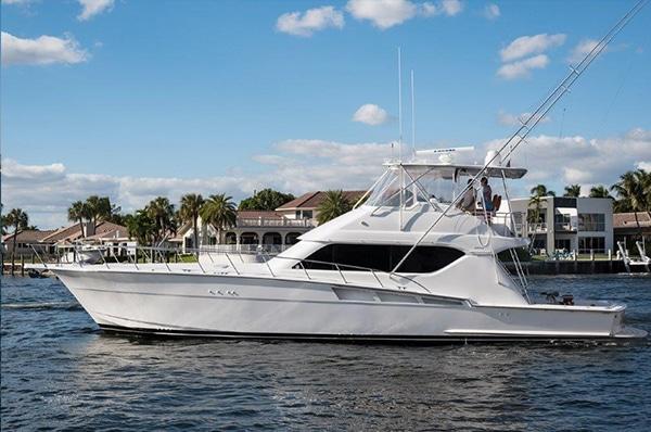 Hatteras Sportfish Yacht for Sale