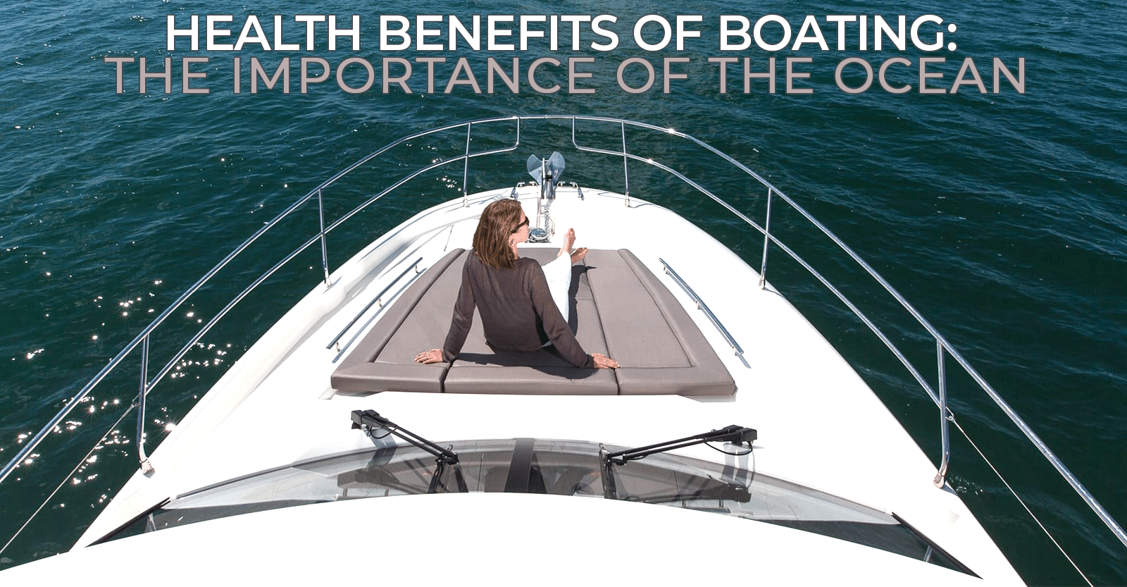 Health Benefits of Boating