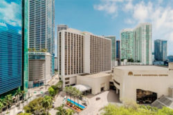 Miami Visitors Guide: Hilton Hotel