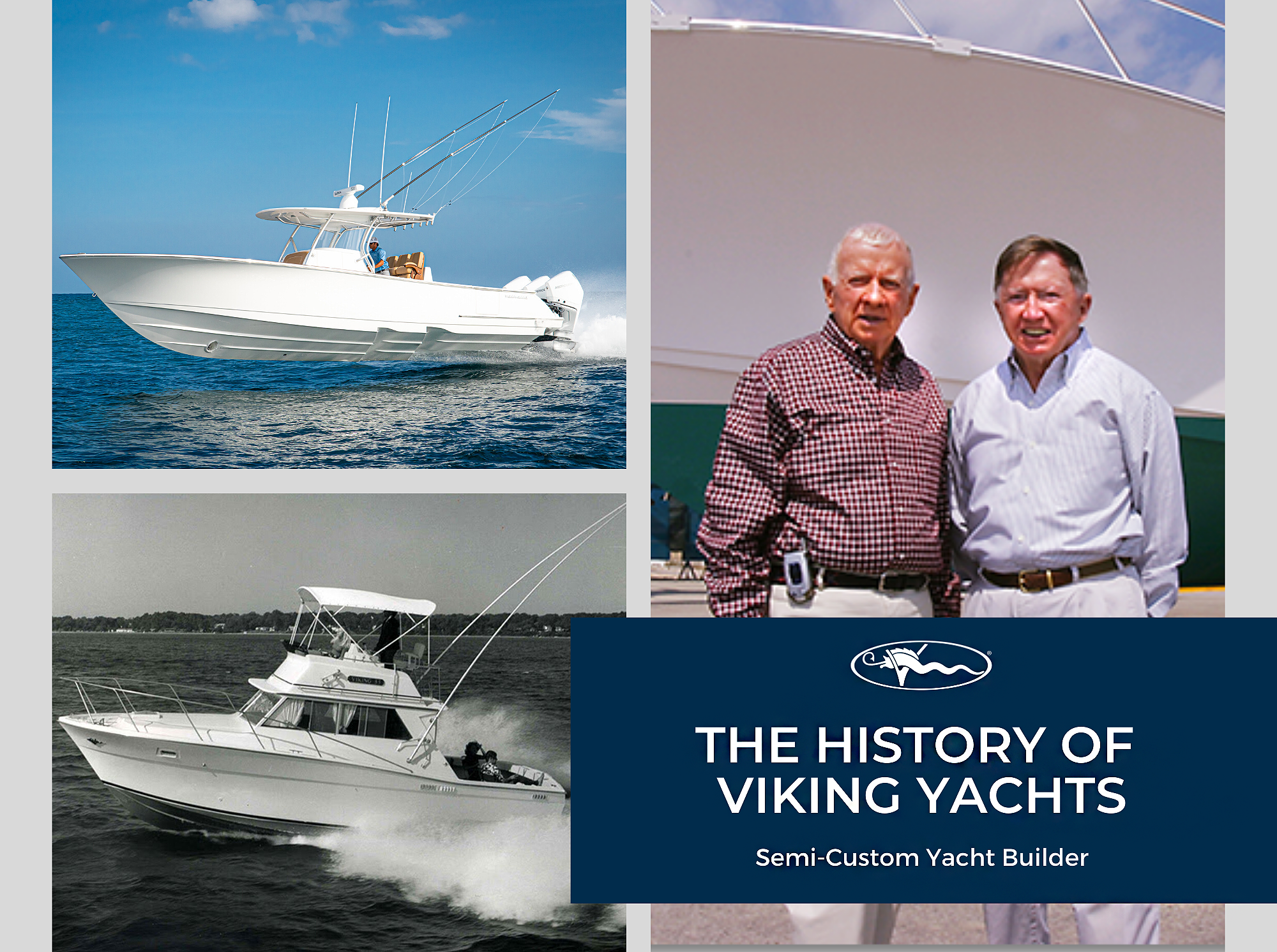 History of Viking Yachts