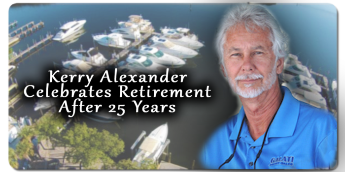 Kerry Alexander Celebrates Retirement After 25 Years
