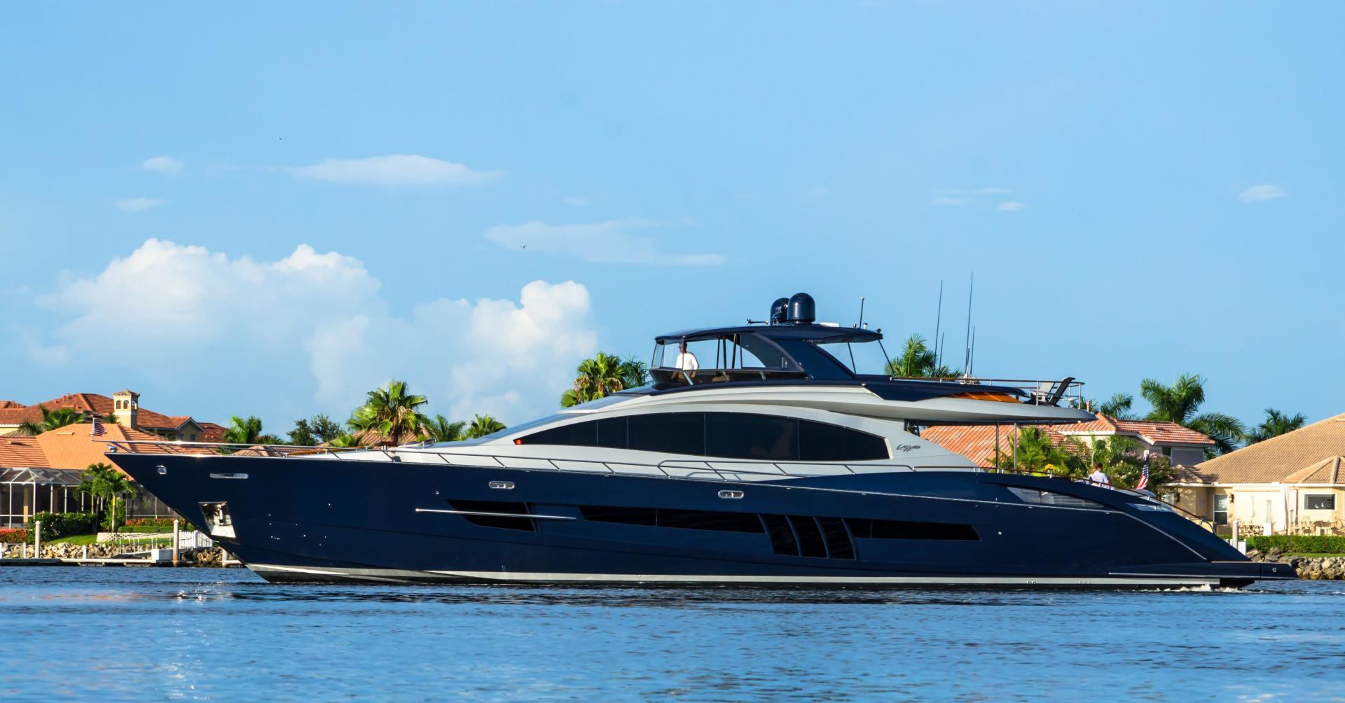 Lazzara Motor Yacht for Sale