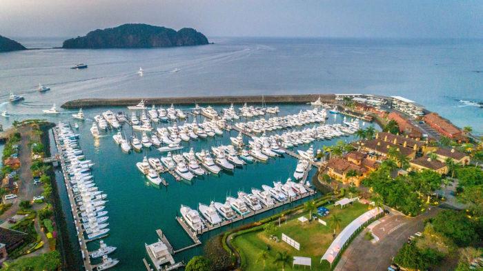 Los Suenos Costa Rica Marina overview