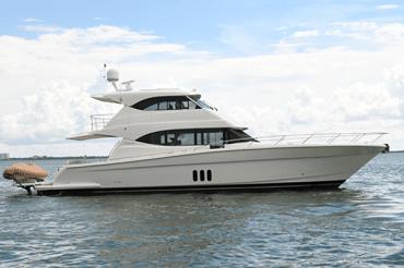 New 2015 Maritimo Yachts M58 Yacht