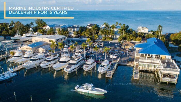 Marine Industry Certified Dealership For 15 Years- Galati Yacht Sales