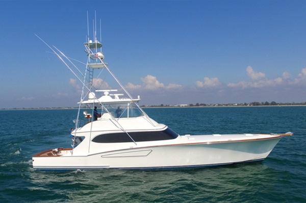 Mark Willis Sportfish Yacht for Sale