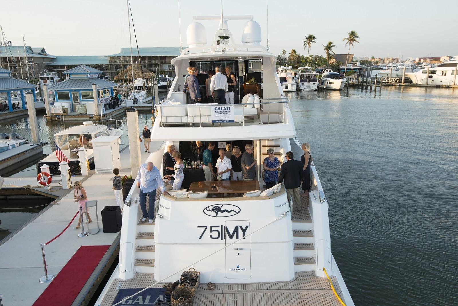 Motor Yachts on the Gulf Coast Event