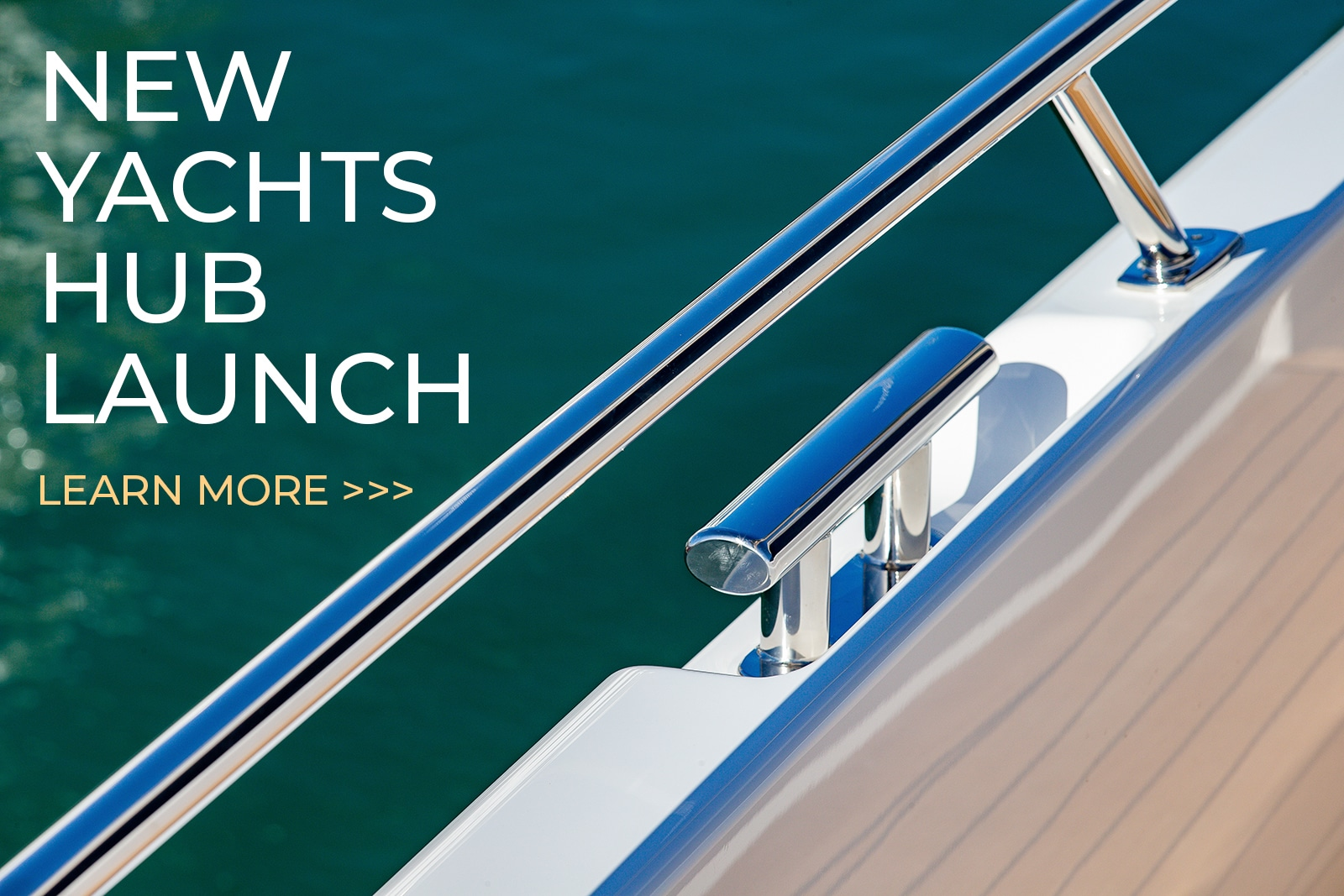 new yachts hub launch
