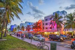 Ocean Drive Miami FL