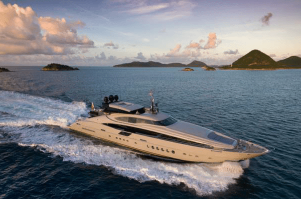 Palmer Johnson Luxury Superyachts for Sale