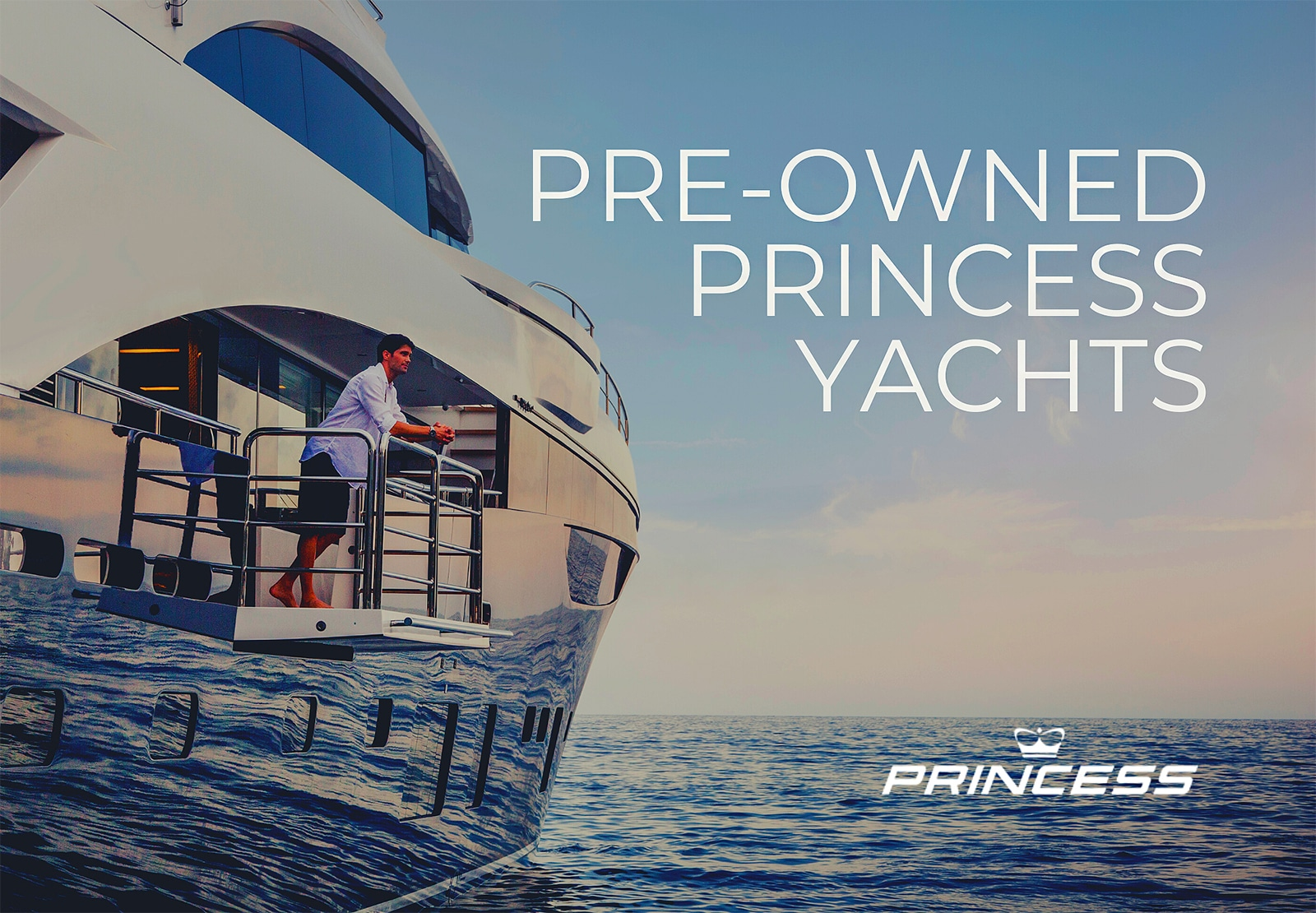 Pre-Owned Princess Yachts For Sale