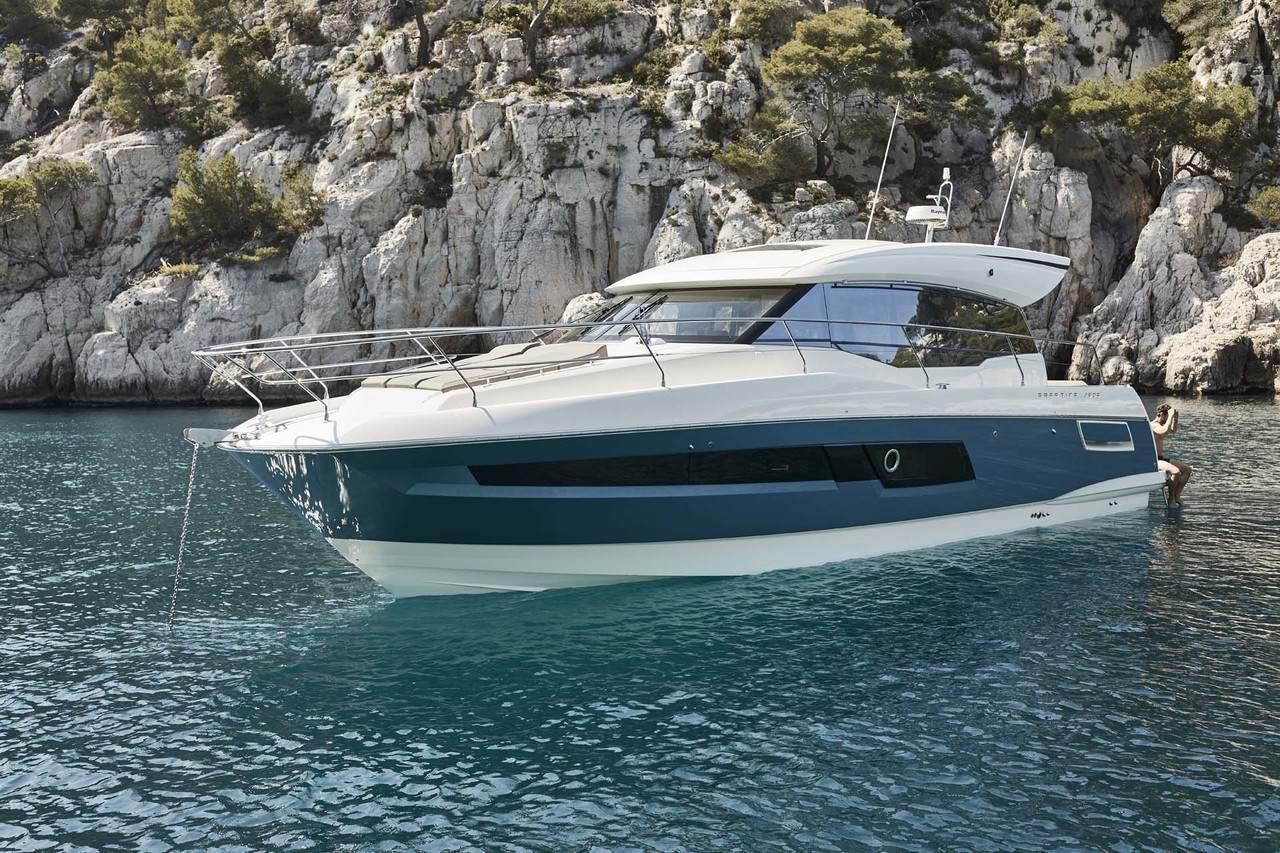 New Prestige 460S Yacht
