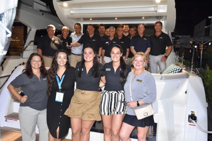 Prestige Yachts Top North American Dealer for 2019