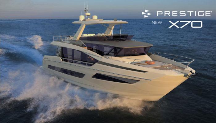 Prestige Yachts X70