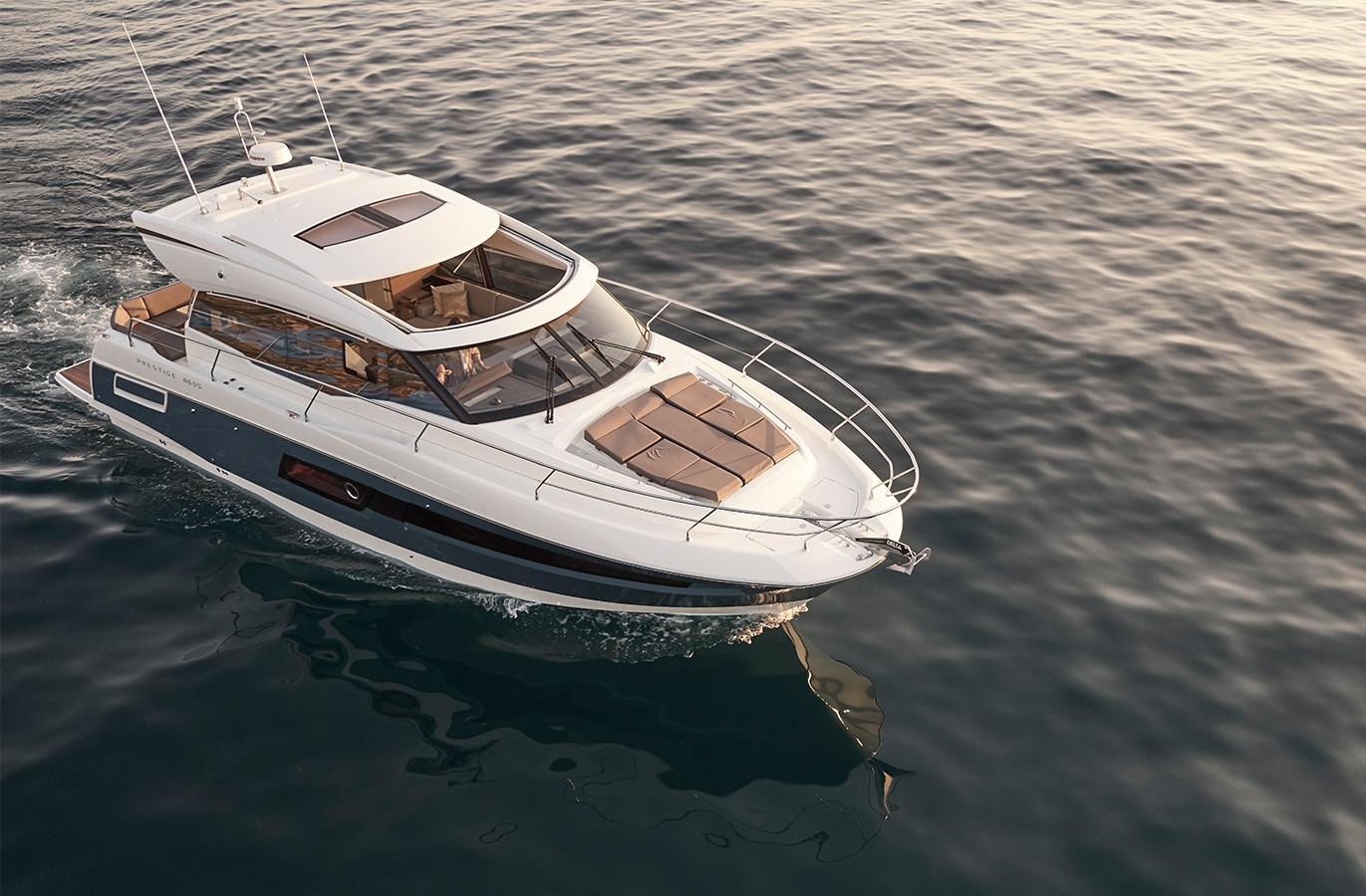 New Prestige Yachts 460S Yacht