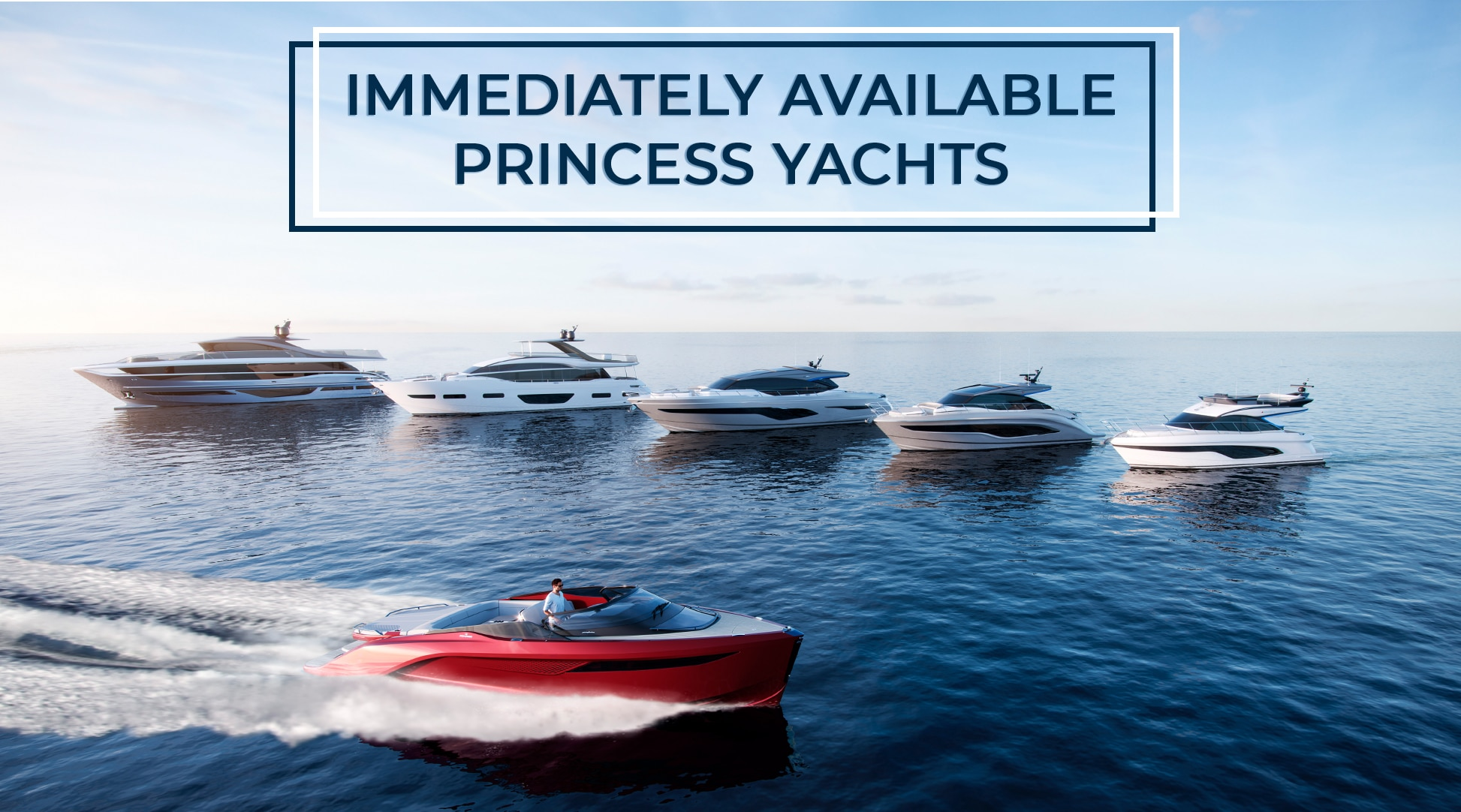 Immediately Available Princess Yachts | View Virtu...