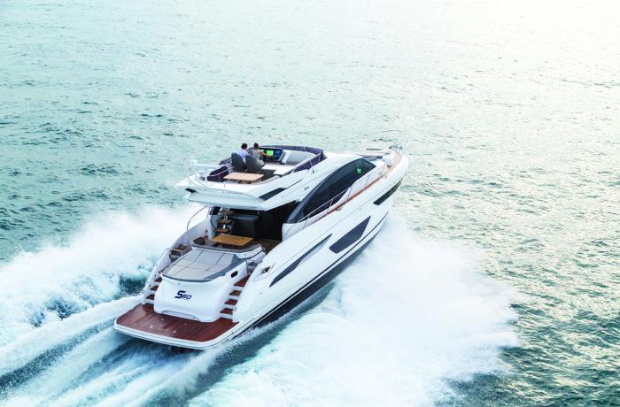 S60 Princess Yacht