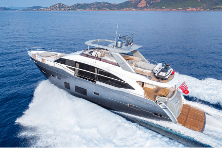 New Princess Yacht Y75 Yacht