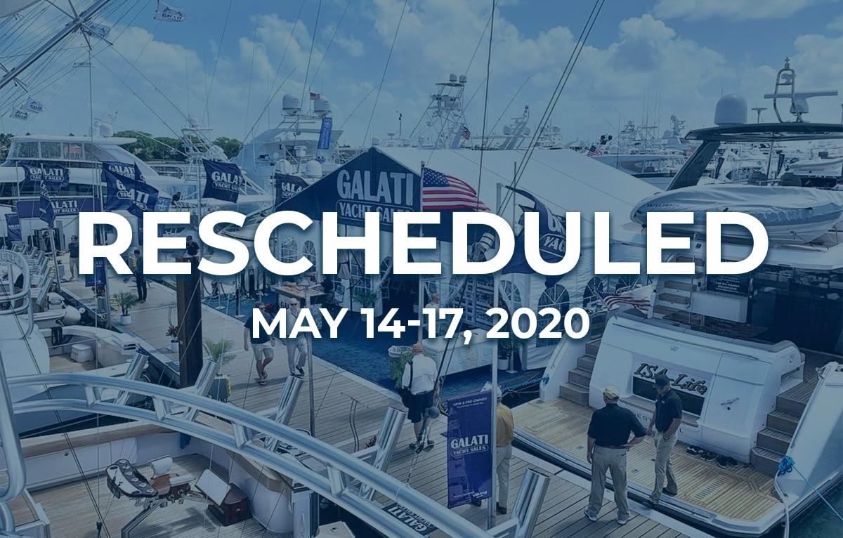 rescheduled palm beach boat show