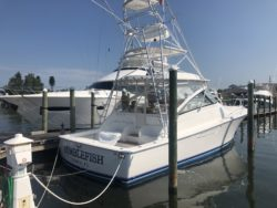 Viking yachts 42 open sold