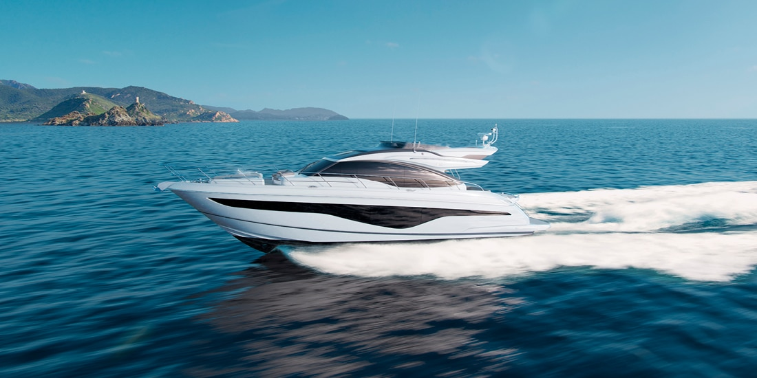 New Princess S62 Yacht