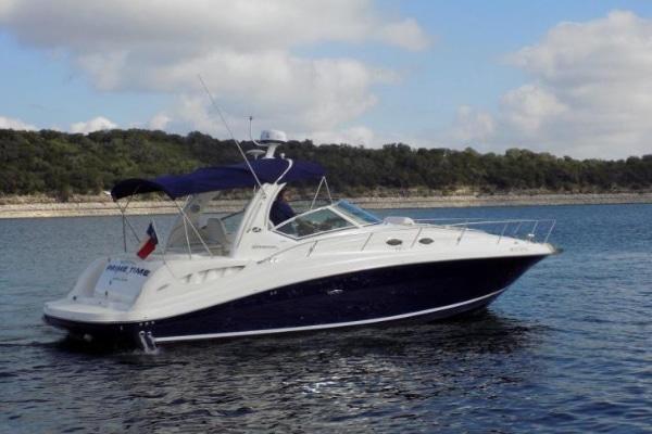 New 2005 SEA RAY 340 SUNDANCER Yacht