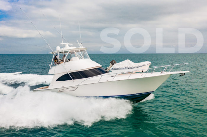 sold fish wish 48 viking yacht