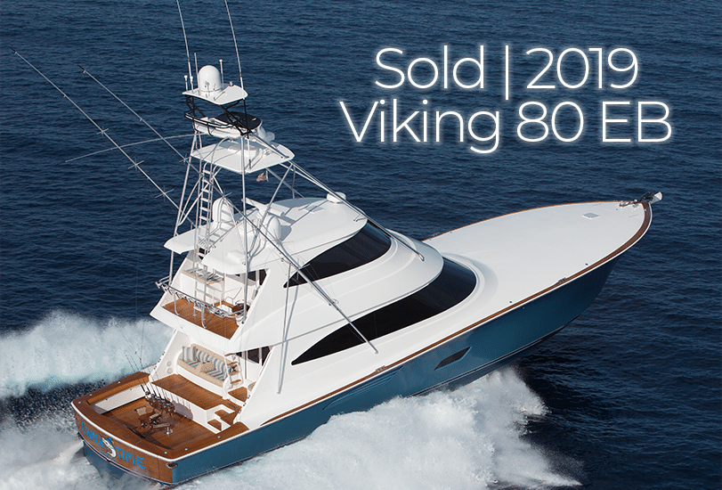 Sold Viking 80 EB by Jim Nelson