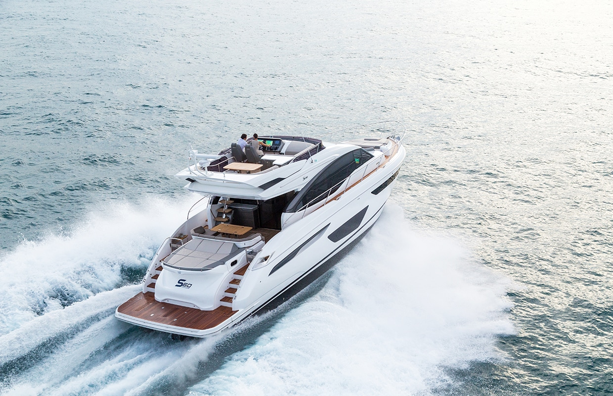 New Princess Yacht S60 Yacht