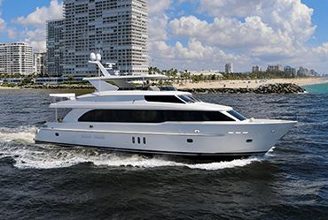 New 2017 HARGRAVE 100 RAISED PILOTHOUSE Yacht