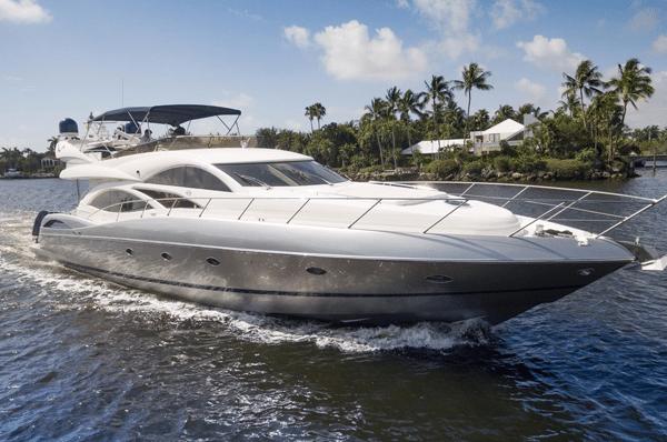 Sunseeker Flybridge Yachts for Sale