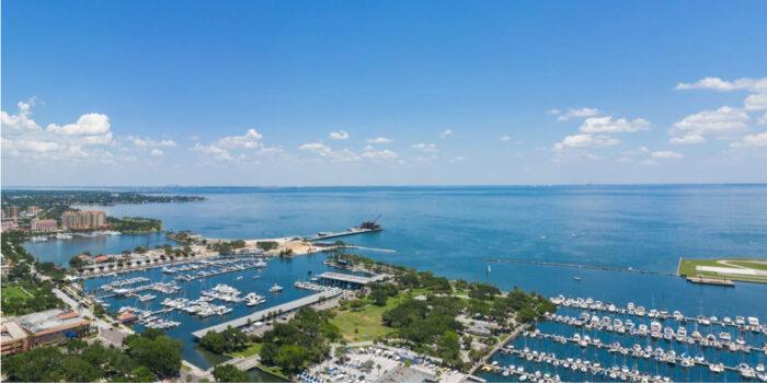 Tampa- florida gulf coast yacht charter destinations