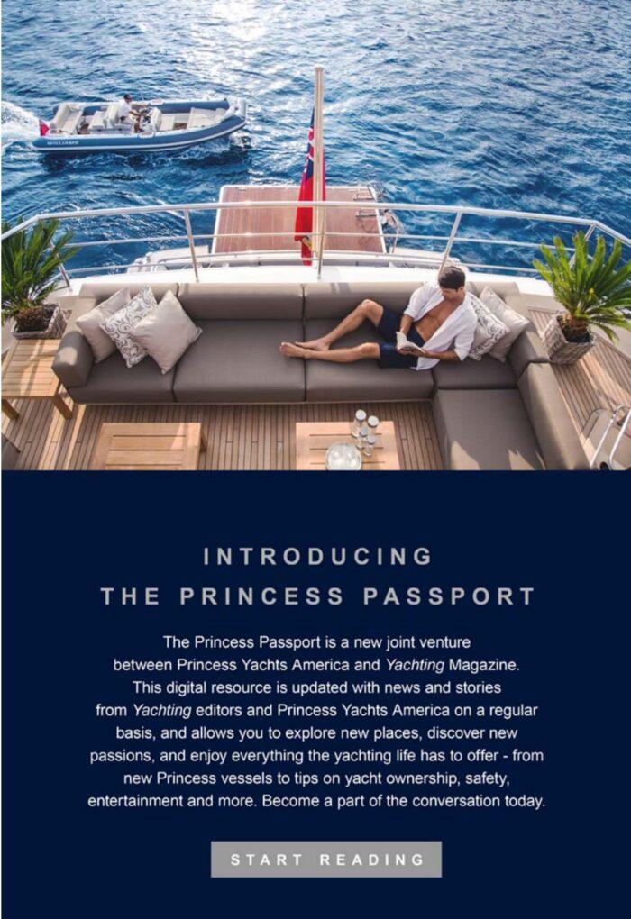 The Princess Passport
