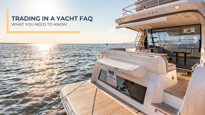 Trading In a Yacht FAQ