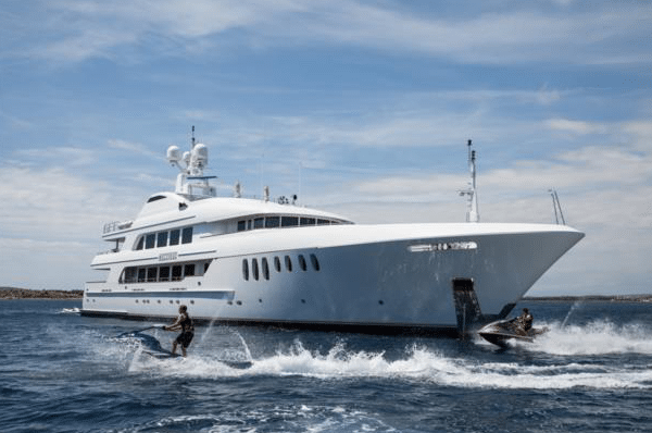 Trinity Yachts Luxury Superyachts for Sale