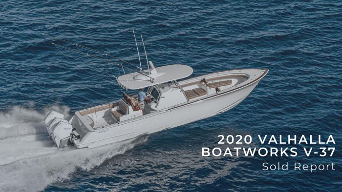 V-37 valhalla boatworks
